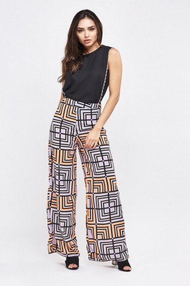 Pantaloni 630216-247747 Multicolor