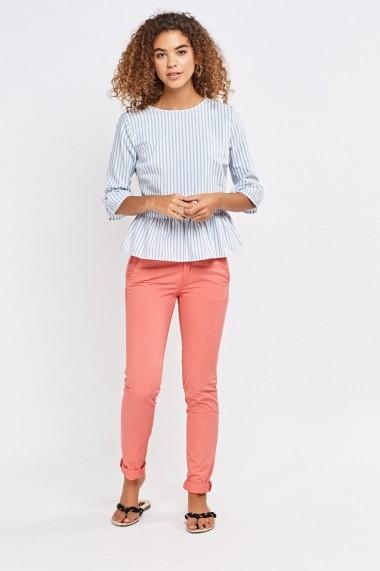 Pantaloni 629646-246541 Roz - els
