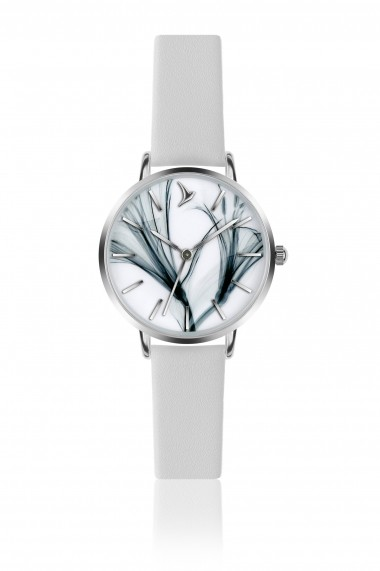 Ceas Emily Westwood ECI-0014S argintiu