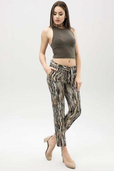 Pantaloni largi NEW LAVIVA BFG-650-2291 682 Negru