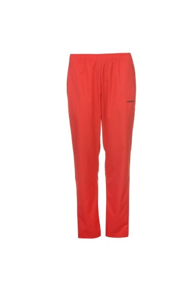 Pantaloni sport HEAD 60956408 Rosu