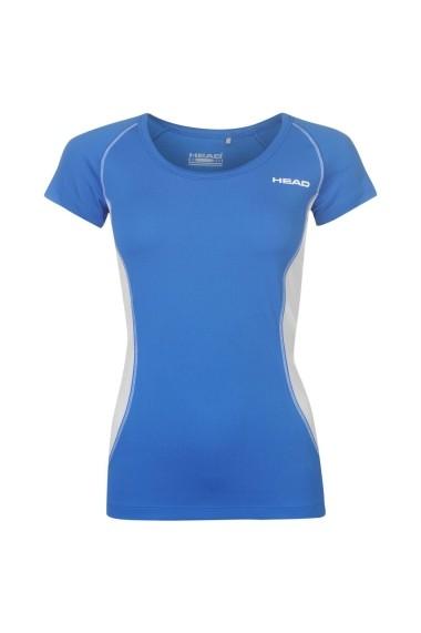 Tricou sport HEAD 59943918 Albastru