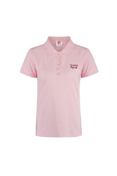 Tricou Polo Lee Cooper 65940006 Roz
