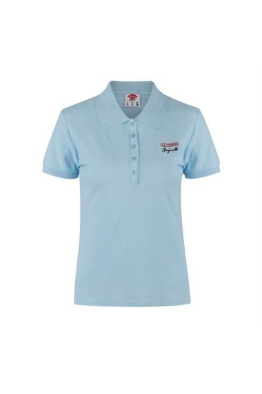 Tricou Polo Lee Cooper 65940002 Albastru