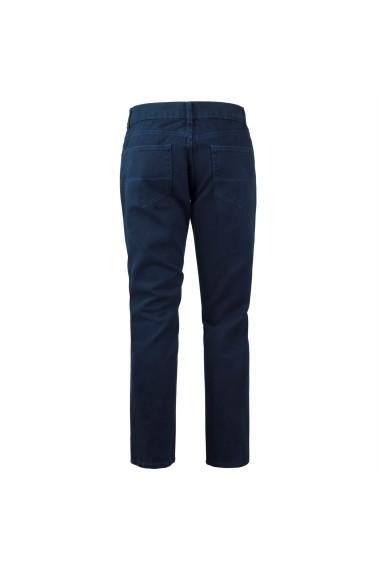 Pantaloni lungi Lee Cooper 51906622 Bleumarin - els
