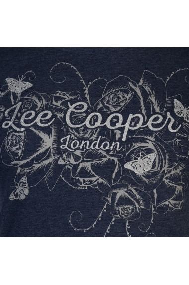 Tricou Lee Cooper 65310569 Bleumarin