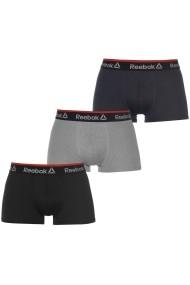 Set 3 boxeri Reebok 42231641 Negru