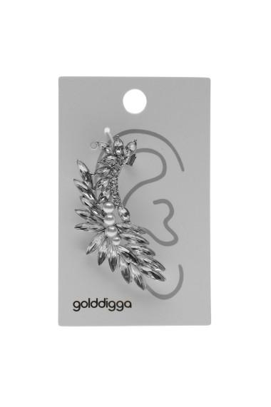Cercei Golddigga 91418311 Argintiu