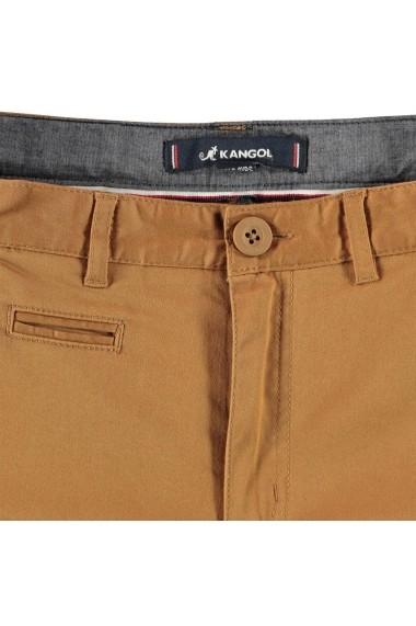 Pantaloni lungi Kangol 51825805 Maro