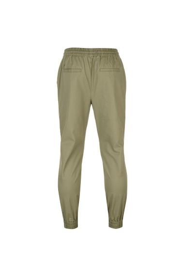 Pantaloni lungi Kangol 51801270 Kaki