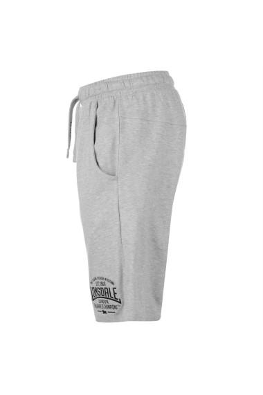 Pantaloni sport Lonsdale 63224425 Gri