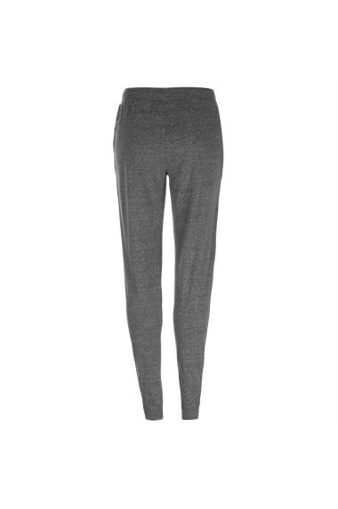 Pantaloni sport Lonsdale 67201203 Negru - els