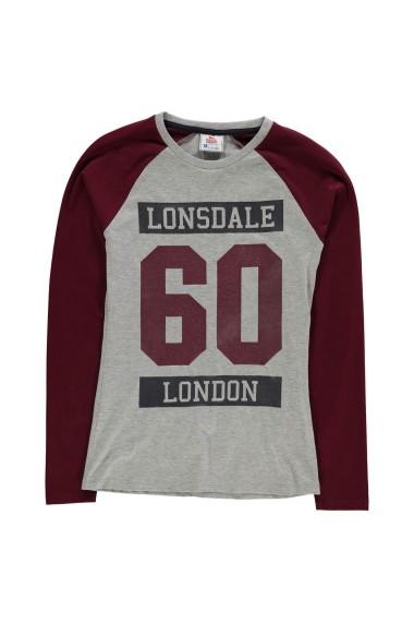 Bluza Lonsdale 65552125 Gri