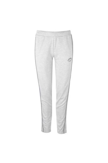 Pantaloni sport Lonsdale 67202625 Gri