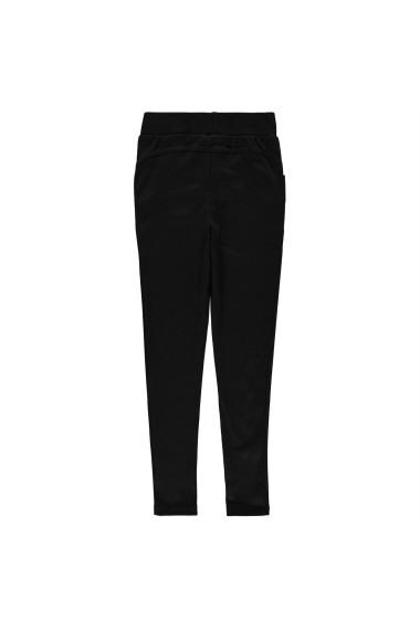 Pantaloni sport Lonsdale 51202603 Negru
