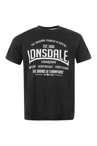 Tricou Lonsdale 63225226 Gri