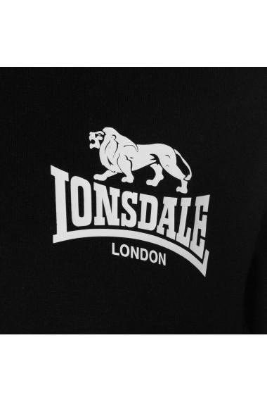 Tricou Lonsdale 59972703 Negru