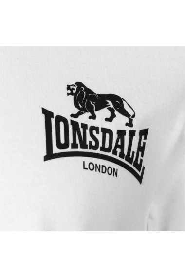Tricou Lonsdale 59972701 Alb
