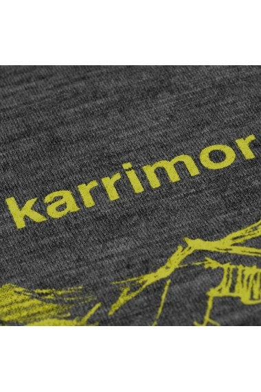 Bluza sport Karrimor 44413826 Gri