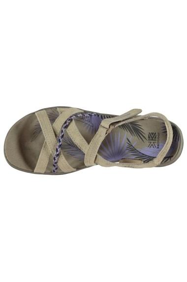 Sandale plate Karrimor 18804890 Crem