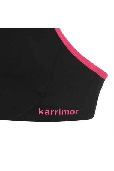Bustiera sport Karrimor 45613143 Negru