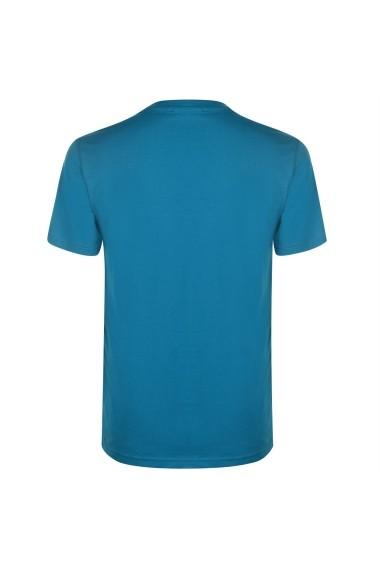 Tricou New Balance 59804821 Albastru