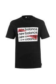 Tricou New Balance 59804803 Negru