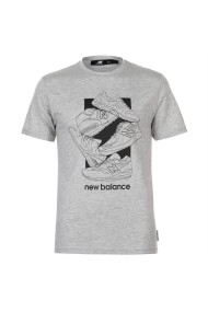 Tricou New Balance 59801602 Gri