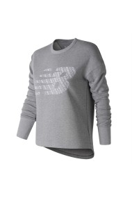 Bluza fleece New Balance 67101402 Gri - els