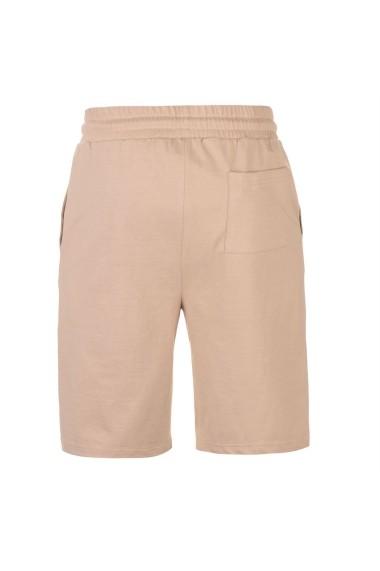 Pantaloni scurti Pierre Cardin 47213904 Gri-bej