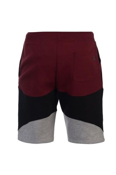 Pantaloni scurti Pierre Cardin 47216470 Bordo