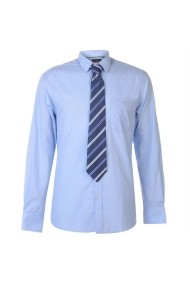 Set camasa si cravata Pierre Cardin 55821759 Albastru