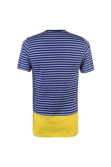 Tricou Pierre Cardin 59084821 Albastru