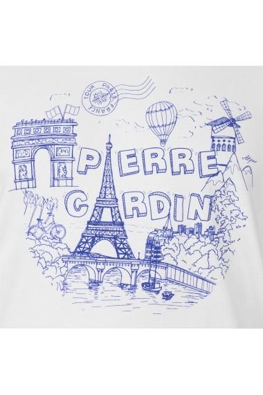 Tricou Pierre Cardin 59854101 Alb