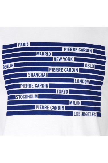 Tricou Pierre Cardin 59854501 Alb