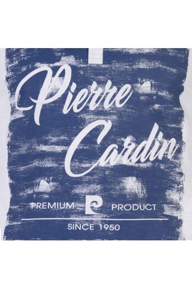 Tricou Pierre Cardin 68204101 Alb
