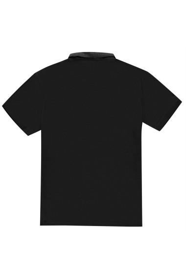 Tricou Polo Pierre Cardin 54015603 Negru - els