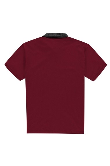 Tricou Polo Pierre Cardin 54015609 Bordo