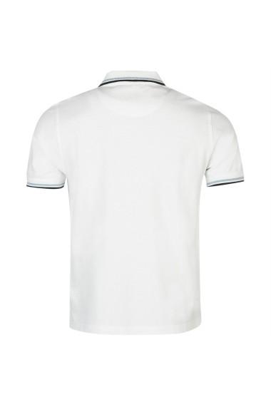 Tricou Polo Pierre Cardin 54077901 Alb