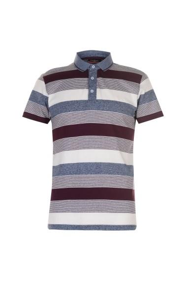 Tricou Polo Pierre Cardin 54245809 Bordo