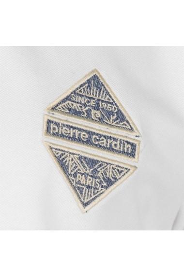 Tricou Polo Pierre Cardin 54246901 Alb