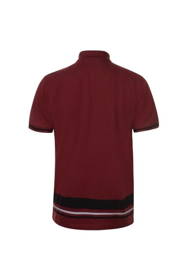 Tricou Polo Pierre Cardin 54019809 Bordo