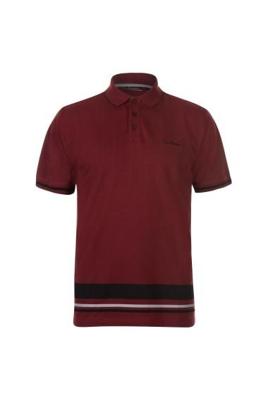 Tricou Polo Pierre Cardin 54019809 Bordo