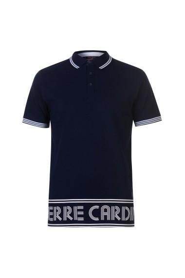 Tricou Polo Pierre Cardin 54203822 Bleumarin