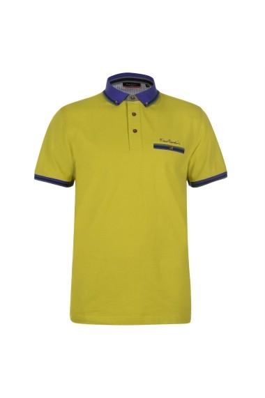 Tricou Polo Pierre Cardin 54204128 Galben