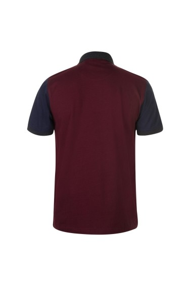 Tricou Polo Pierre Cardin 54204509 Bordo