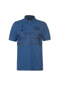 Tricou Polo Pierre Cardin 54205118 Albastru