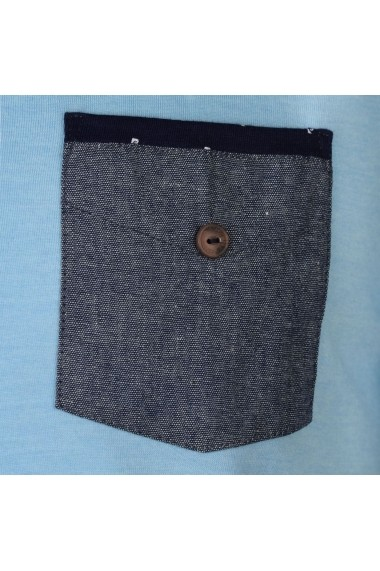 Tricou Polo Pierre Cardin 54219470 Albastru
