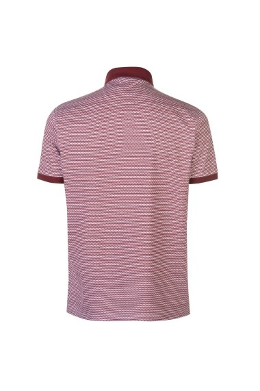 Tricou Polo Pierre Cardin 54249709 Bordo