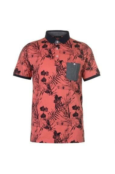 Tricou Polo Pierre Cardin 54252370 Rosu